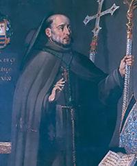 Consagración episcopal 27 de abril de 1533 por Diego Ribera de Toledo