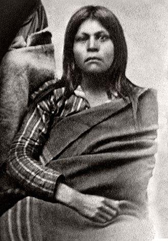 Juana Maria - Image: Juana Maria (Hayward & Muzzall)