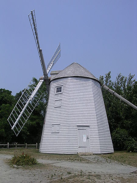 File:Judah-Baker-windmill back South-Yarmouth-MA-US.JPG