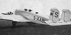 Junkers S 36 left rear L'Aéronautique December,1927.jpg