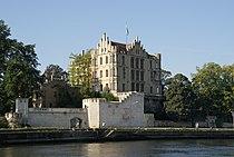 Königliche Villa (Regensburg), Nordseite.jpg