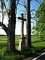 Kříž u silnice severovýchodně od Horní Stropnice (Q104973826).jpg