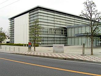 Kikkoman - Headquarters in Noda, Chiba Prefecture, Japan