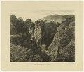 KITLV - 29359 - Demmeni, J. - Karbouwengat (Ngarai Sianok, Kota Bukittinggi) at Fort de Kock - circa 1910.tif