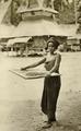 KITLV - 78480 - Kleingrothe, C.J. - Medan - Karo Batak woman on the east coast of Sumatra - circa 1905.tif