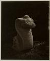 KITLV 28238 - Isidore van Kinsbergen - Naga sculpture at the residency in Kediri - 1866-12-1867-01.tif