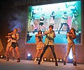 KOCIS Group f(x) performs to celebrate the 40th anniversary of the KOCIS (6557950869).jpg