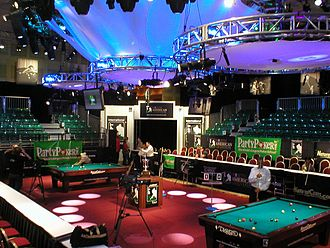 Kevin Trudeau - IPT Starship Stage for TV rounds and finals at North American Championship held in Las Vegas, Nevada, July 2006