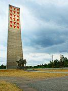 KZ Sachsenhausen - zentrales Mahnmal