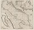Kaart van de kusten van de Adriatische Zee Pas-Caart van de Weder zytsche Zee-kusten soo van Italia als Dalmatia en Griecken In de Golff van Venetien (titel op object), RP-P-1896-A-19368-3077.jpg