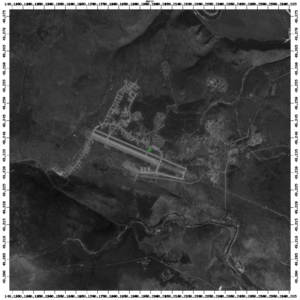 Kamenny Ruchey - Historical image of Kamenny Ruchey from June 1987 shortly after the peak of the Cold War (click to enlarge).  Source: NGA Geoengine.