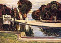 Kandinsky - Park in St. Cloud - Pond, 1906.jpg