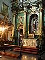 Kaplica z łaskami słynącym wizerunkiem Chrystusa ukrzyżowanego..jpg