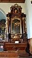 Kapuzinerkloster Solothurn - Seitenaltar - Franziskus.jpg