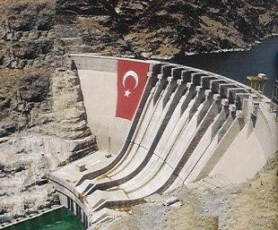 Karakaya dam-GAP