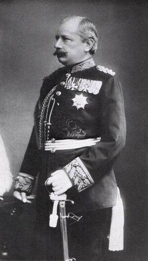 Charles Augustus, Hereditary Grand Duke of Saxe-Weimar-Eisenach (1844–1894) - Image: Karl August von Sachsen Weimar Eisenach