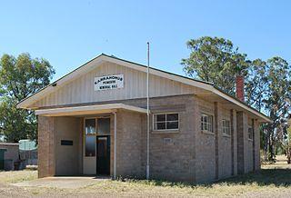 Karramomus Town in Victoria, Australia