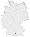 Karte Bad Woerishofen in Deutschland.png