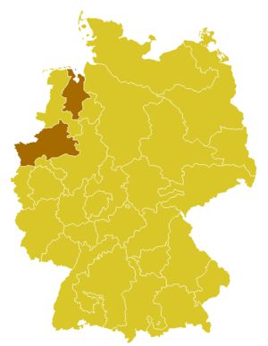 Roman Catholic Diocese of Münster - Diocese of Münster in Germany