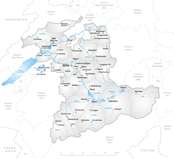 Districts of Switzerland Simple English Wikipedia the free