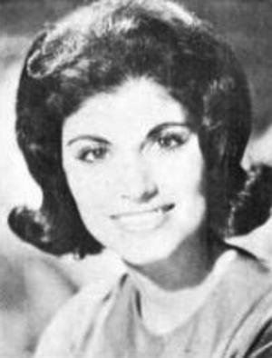 Kay Adams (singer) - Adams in 1966