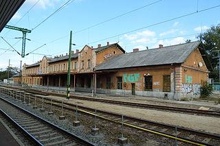 Kelenföld railway station railway station