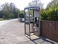 Kelsale Telephone Box - geograph.org.uk - 1265907.jpg