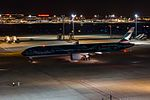 """Ken H. CPA B777-300ER """"Asia's world city"""" taxiing for R-W16R. (7712188526).jpg"""