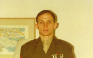 Kenneth Kraus United States Marine