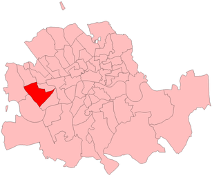 Kensington South (UK Parliament constituency) Parliamentary constituency in the United Kingdom, 1885-1974