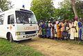 Kenyan Ambulance, Coast Province (Kenya).JPG