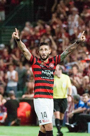 Sydney Derby (A-League) - Image: Kerem Bulut Wanderland