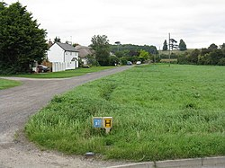 Kerswell Green - row of houses - geograph.org.uk - 938757.jpg