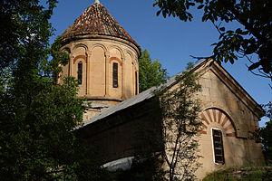 Tortum - Khakhuli Monastery