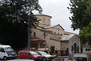 Fatih Mosque, Trabzon - The building today