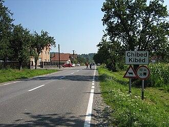 Chibed - Image: Kibéd 2