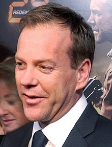 Kiefer Sutherland a The Paley Center for Media (2008)