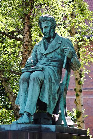 Søren Kierkegaard, Danish philosopher