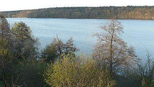 Kiekrz, Poznań - Great Kierskie Lake