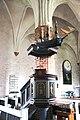 Kimito church, pulpit 4.jpg