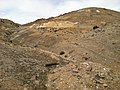 Kindergarten Mine (^), Seven Troughs ghost town, Looking N-NW, Pershing Co., NV - panoramio.jpg