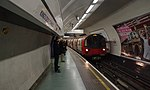 King's Cross St Pancras tube station MMB 08 1995-Stock.jpg