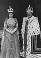 King Edward VII and Queen Alexandra in coronation robes.jpg