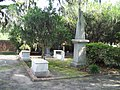 Kingston Presbyterian Church Cemetery Beaty Family Plot Jun 10.JPG
