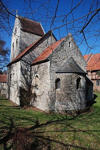 Kneitlingen - The parish church in Kneitlingen
