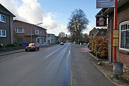 Kisdorf, Germany: High Street