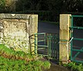 Kissing gate, Giant's Ring - geograph.org.uk - 1121103.jpg