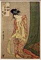 Kitagawa utamaro, serie di enigmi figurati, hanaogi di ogiwa, 1797 ca. 01.jpg