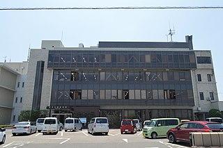 Kitanagoya City in Chūbu, Japan