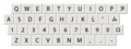 Kl jis b 9509 alphabet.png